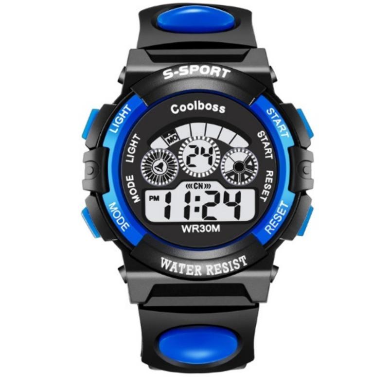 Đồng hồ Ssport thể thao Coolboss ( Xanh dương) bán chạy