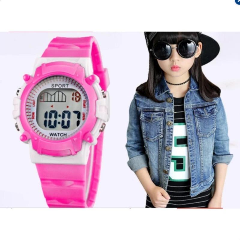 Đồng hồ thể thao cho bé gái bán chạy