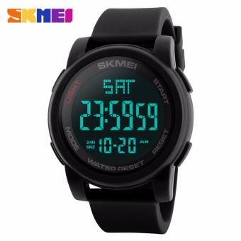 Đồng hồ thể thao nam dây Silicon Skmei 1036 Stopwatch