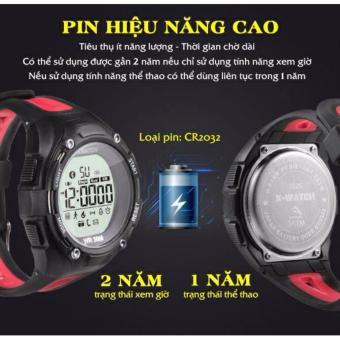 Đồng hồ thể thao thông minh Pin trâu