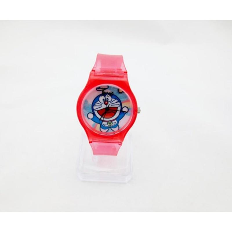 Đồng hồ thời trang bé gái GE114 (Hồng nhạt) bán chạy