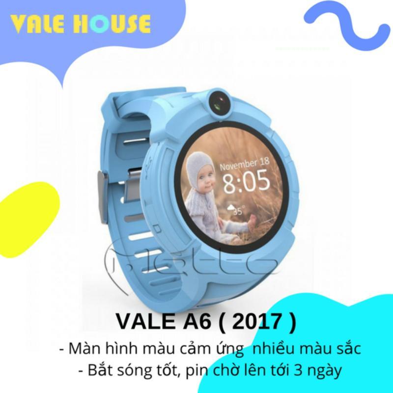Đồng hồ thông minh gọi điện, định vị trẻ em VALE A6 ( Xanh Đại Dương ) bán chạy