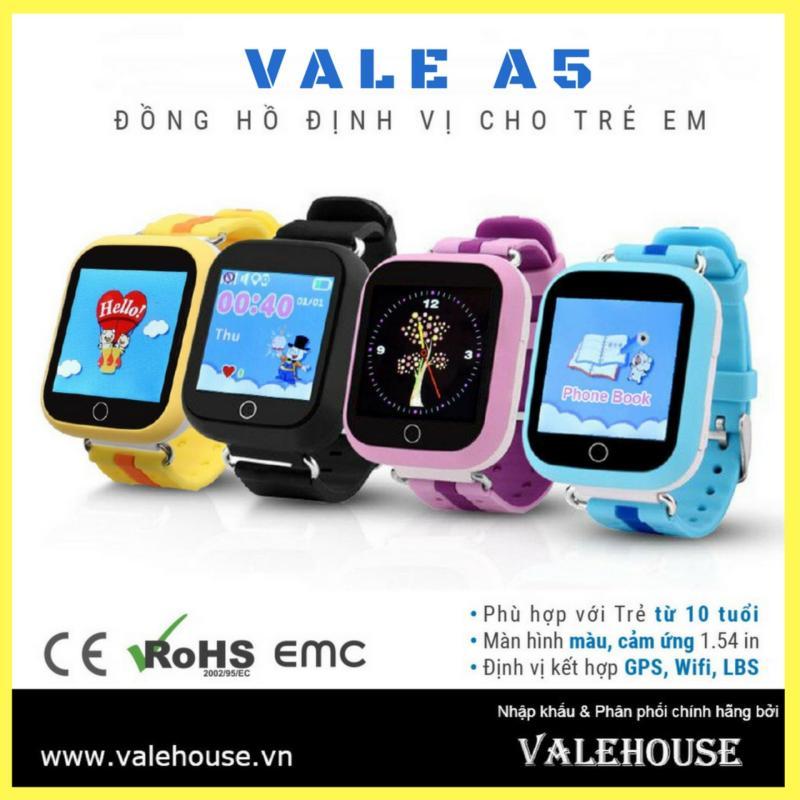 Nơi bán Đồng hồ thông minh trẻ em VALE A5 HỒNG CÁNH SEN 8549