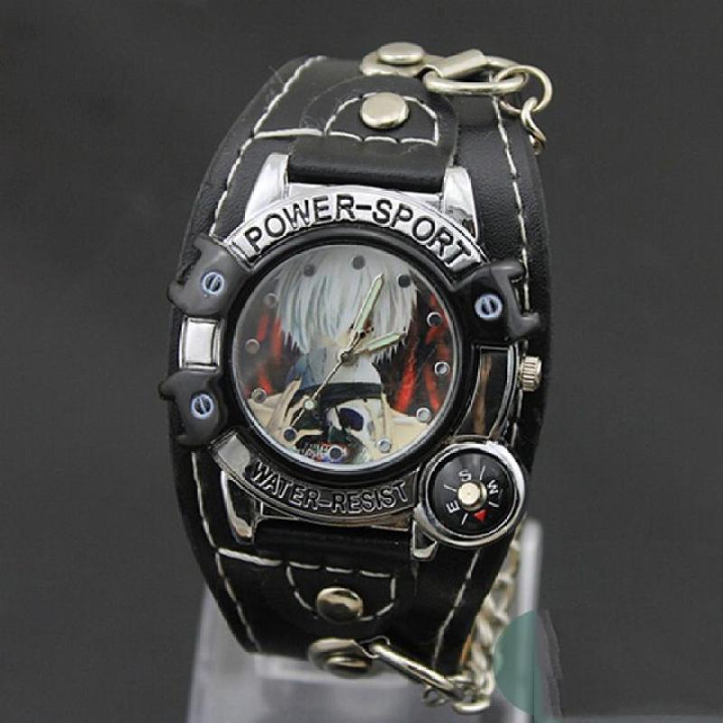 Đồng hồ Tokyo Ghoul Đeo Tay HipHop - 003 bán chạy