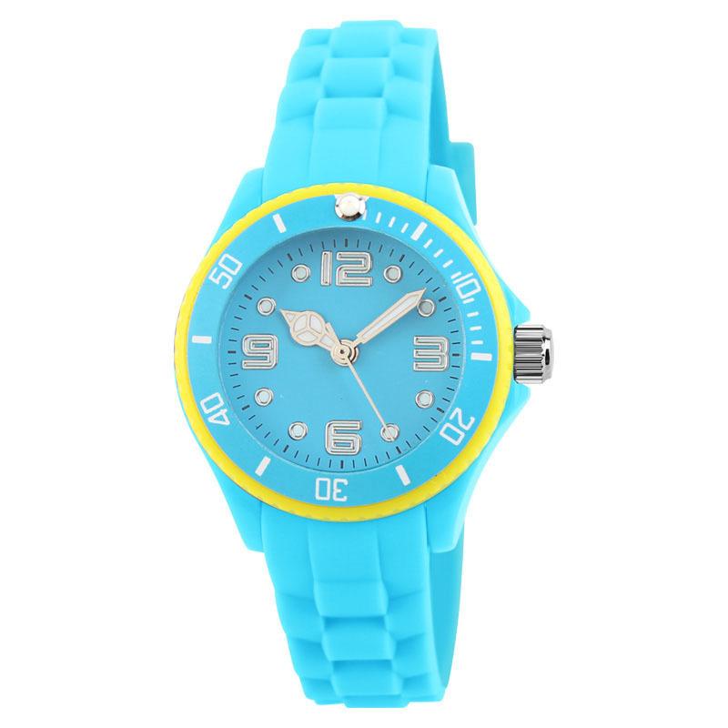 Đồng hồ trẻ em dây cao su Skmei 1036 (Xanh dương ) bán chạy