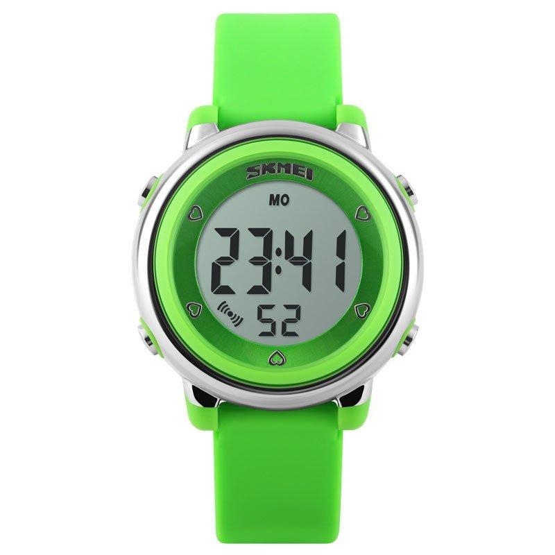 Đồng hồ trẻ em dây cao su Skmei 1100 (Xanh dương ) bán chạy