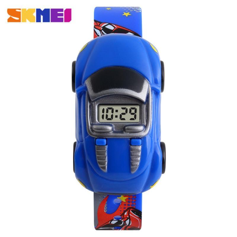Nơi bán Đồng hồ trẻ em dây cao su Skmei 1241 (Xanh)