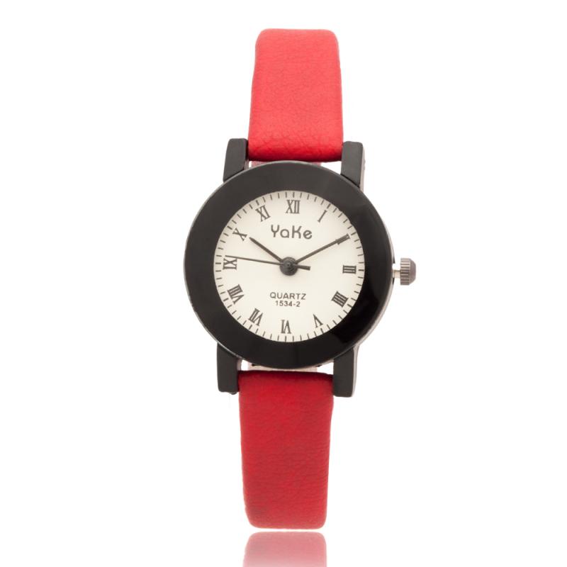 Đồng hồ trẻ em dây da tedd.nm (Đỏ) bán chạy