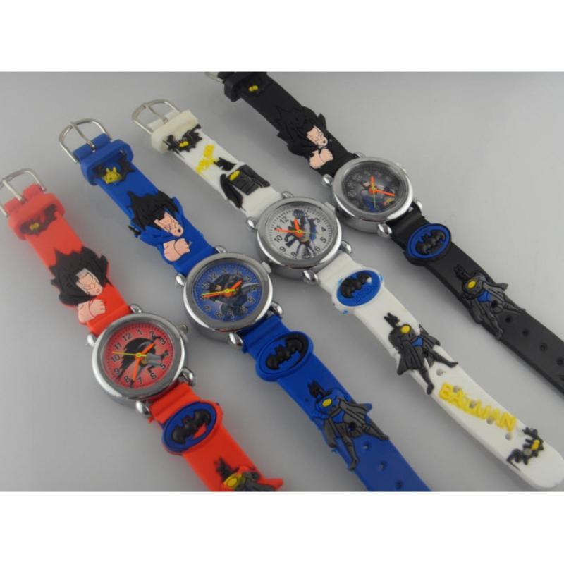 Nơi bán Đồng hồ trẻ em họa tiết ngẫu nhiên ( Màu ngẫu nhiên )