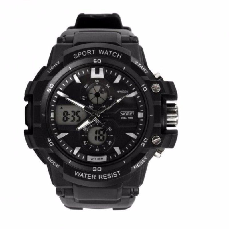 Đồng hồ trẻ em Skmei 0990 đen bán chạy