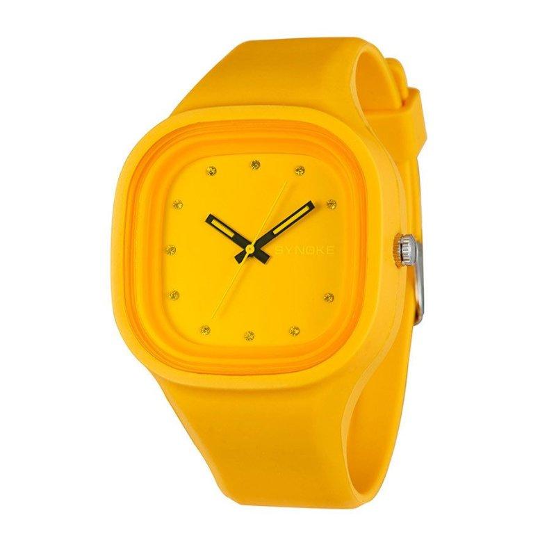 Đồng hồ trẻ em Synoke SY66895 (Vàng cam) bán chạy