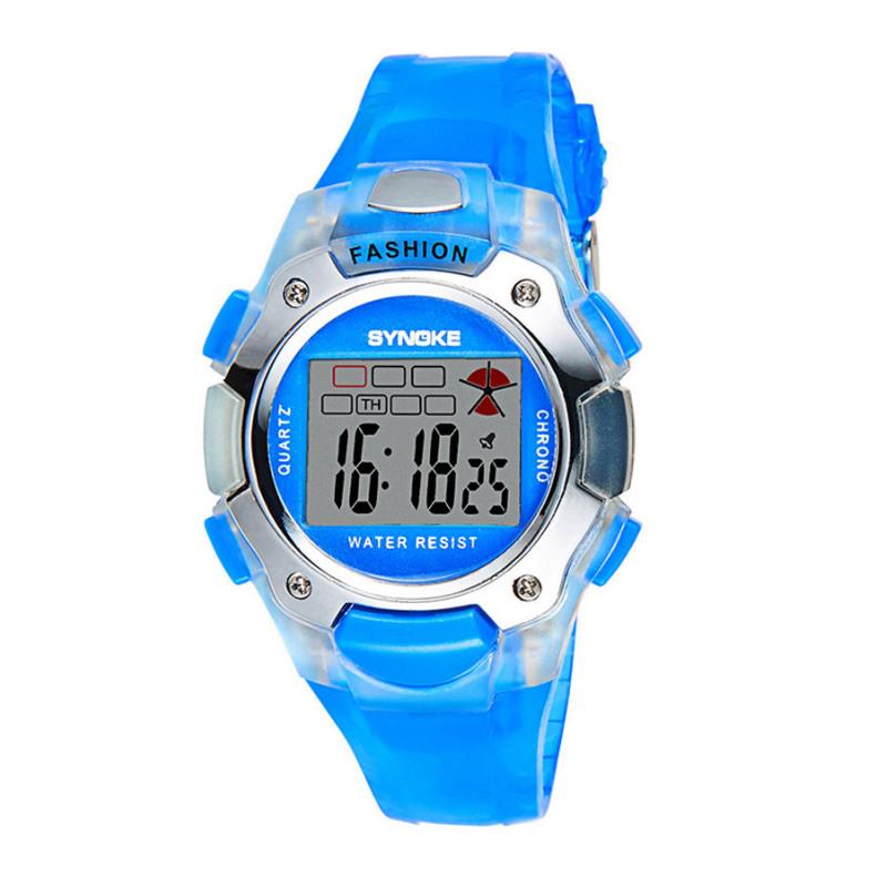 Đồng hồ trẻ em Synoke Sy99319 (Xanh dương) bán chạy