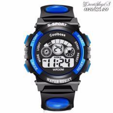 Đồng hồ trẻ em W01-XD màu xanh đen giá tốt