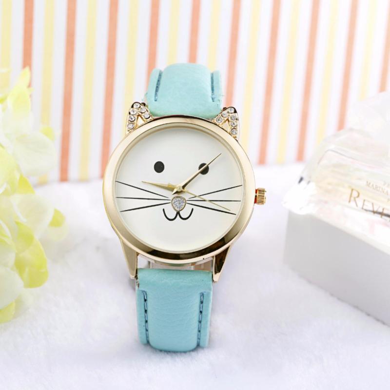 Đồng hồ trẻ em W11-X màu xanh giá tốt bán chạy