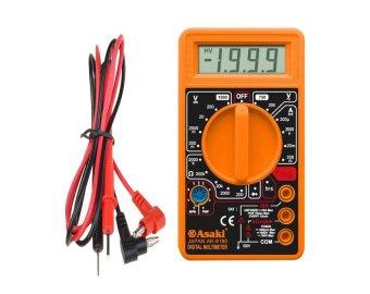 Đồng hồ vạn năng Asaki AK-9180 (cam)