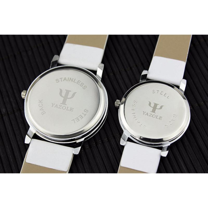 Nơi bán Đồng hồ Yazole 250 mặt nhỏ dây da năng động