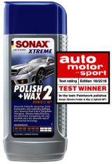 Dung dịch đánh bóng sơn xe Sonax Xtreme Polish & Wax 2 Hybrid NPT250ml