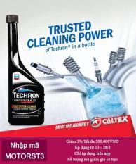 Dung dịch làm sạch hệ thống nhiên liệu động cơ xe máy Caltex Techron Concentrate Plus – Motorcycle 75ml