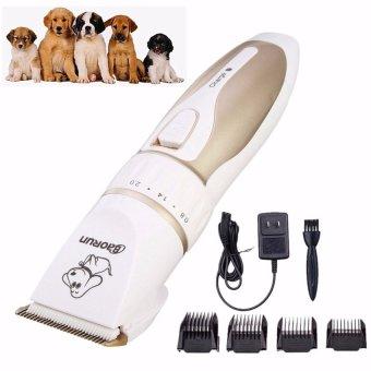 Electric Low-noise Animal Pet Dog Cat Hair Razor GroomingTrimmerShaver Clipper - intl - 8592443 , OE680OTAA7ADDQVNAMZ-13464804 , 224_OE680OTAA7ADDQVNAMZ-13464804 , 768000 , Electric-Low-noise-Animal-Pet-Dog-Cat-Hair-Razor-GroomingTrimmerShaver-Clipper-intl-224_OE680OTAA7ADDQVNAMZ-13464804 , lazada.vn , Electric Low-noise Animal Pet Dog