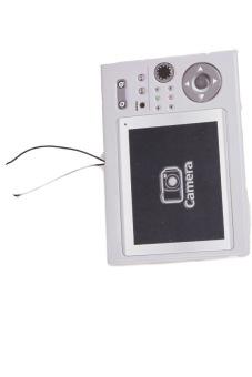 Fancyqube Passport Holder Camera