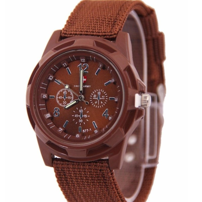 Nơi bán Fashion Army Braided Sports Watch(Not Specified)(OVERSEAS) - intl