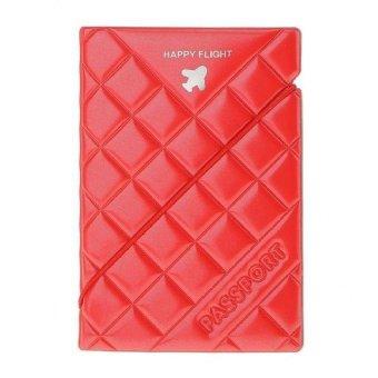 Fashionable Diamond-Shaped Passport Holder Case Covertravel Wallet-Red - intl - 8601966 , OE680OTAA86PXXVNAMZ-15728749 , 224_OE680OTAA86PXXVNAMZ-15728749 , 306000 , Fashionable-Diamond-Shaped-Passport-Holder-Case-Covertravel-Wallet-Red-intl-224_OE680OTAA86PXXVNAMZ-15728749 , lazada.vn , Fashionable Diamond-Shaped Passport Holder
