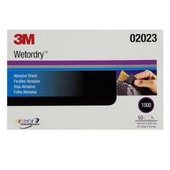 Giấy nhám cao cấp 3M 02023 Wetordry Abrasive Sheet 1500