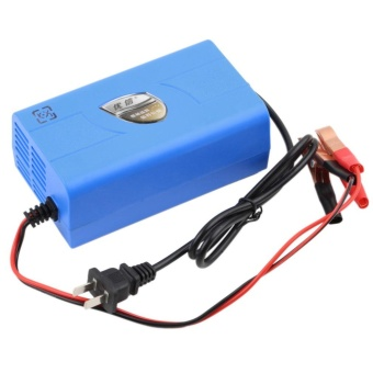 GOOD 12V 6A Motorcycle Car Boat Marine RV Maintainer Battery Automatic Charger - intl