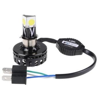 GOOD H4 Headlight SMD 360° LED Light Bulb Headlamp for Harley Motorcycle - intl