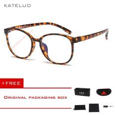 ซื้อ Kateluo Women Glasses Tr90 Anti Uv And Radiation Wear Resistant Protective Women 9930 Kateluo