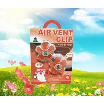 Kẹp khử mùi và làm thơm cho xe hơi Air Vent Clip Korea ( Red fruit ) - 8167233 , GO328OTAA4Q9DOVNAMZ-8702514 , 224_GO328OTAA4Q9DOVNAMZ-8702514 , 250000 , Kep-khu-mui-va-lam-thom-cho-xe-hoi-Air-Vent-Clip-Korea-Red-fruit--224_GO328OTAA4Q9DOVNAMZ-8702514 , lazada.vn , Kẹp khử mùi và làm thơm cho xe hơi Air Vent Clip Korea ( Red