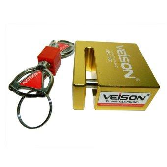 Khóa đĩa xe máy VEISON DX4 (đồng)