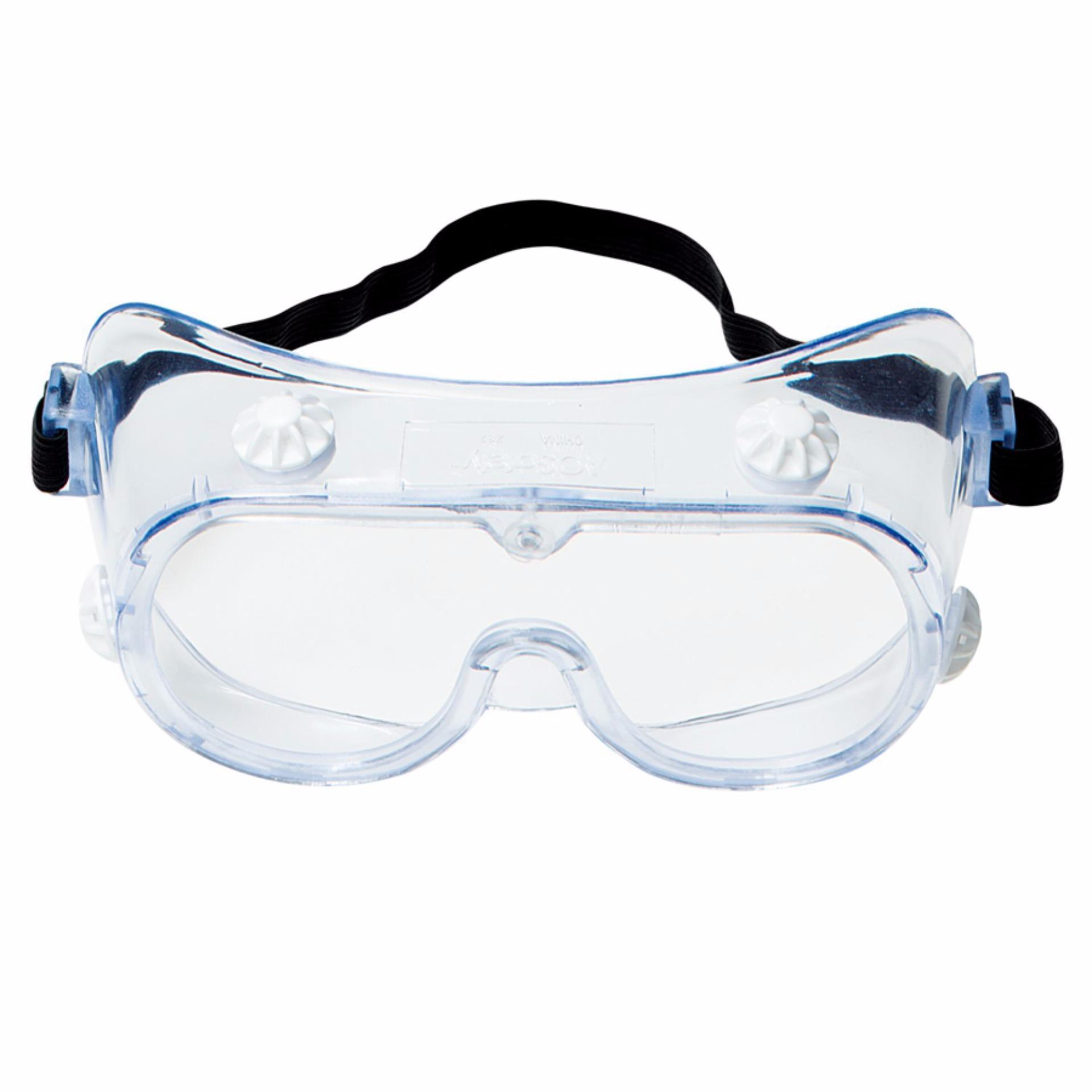 Kính bảo hộ chống hóa chất 3M 40660-00000-10 Splash Safety GogglesAnti-Fog Lens