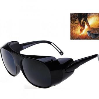 Kính hàn xì bảo vệ mắt khi lao động H110-Đen  – cho đàn ông
