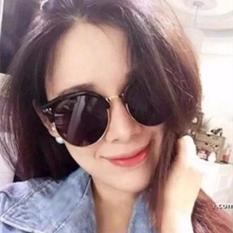 Nơi Bán Kính mát nữ Sino gập gọn KMW021 + Tặng túi đựng kính thời trang  M&H Shop