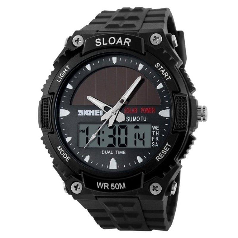 Nơi bán LCD Watch (Black)(Not Specified)(OVERSEAS) - intl