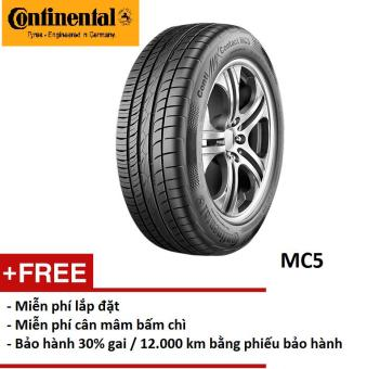 Lốp xe Continental MaxContact MC5 245/40R18 - Miễn phí lắp đặt