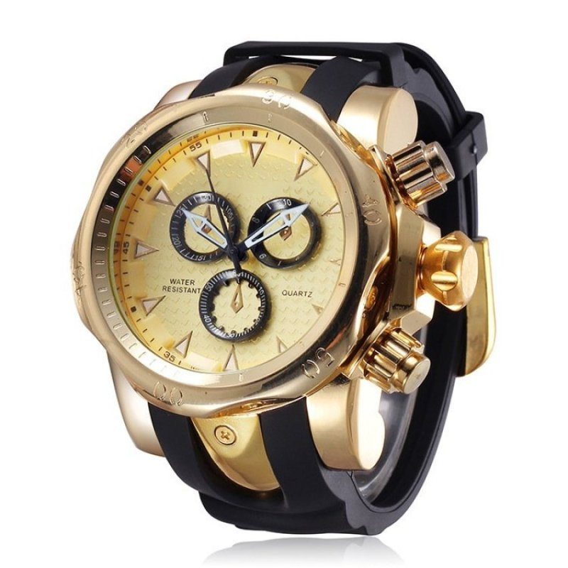 Nơi bán Luxury Fashion Sport Quartz Wrist Watch(Not Specified)(OVERSEAS) - intl
