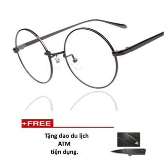 Đánh Giá Mắt kính ngố gọng cậnkhông độ Nobita cao cấp (tặng dao thẻ atm)