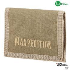 Cập Nhật Giá Maxpedition – Ví gấp Tri Fold Wallet TAN (màu Vàng nâu – TFWTAN)  BISU SHOP