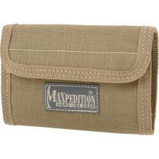 So Sánh Giá Maxpedition – Ví Spartan Wallet (màu Khaki – 0229K)