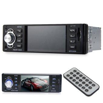 Máy nghe nhạc MP5 trên xe màn hình LCD kích thước 4016C 4.1 Inch - intl