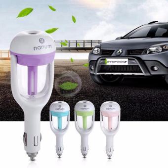 Máy phun sương tinh dầu thông minh trên xe ô tô (Màu ngẫu nhiên) - 4