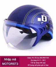 Mũ bảo hiểm SPO cao cấp (Xanh)
