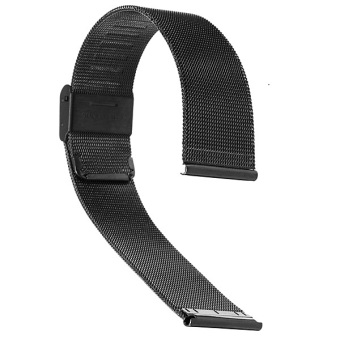 New 20mm Stainless Steel Watch Mesh Bracelets Straps ReplacementBand - Intl