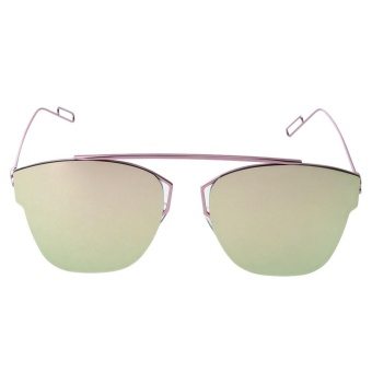 Thông tin Sp New Arrival Fashion Colorful Flat Sunglasses(Red)-one size – intl   UNIQUE AMANDA