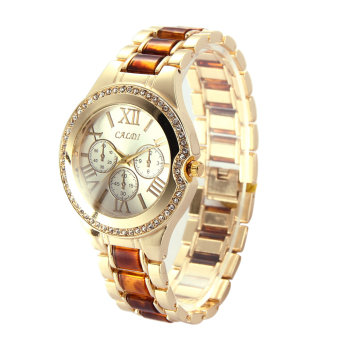 New Luxury Fashion Stainless Steel Wristwatch Dress BusinessWatches
