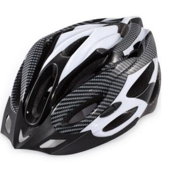 Nón bảo hiểm xe đạp (Trắng)