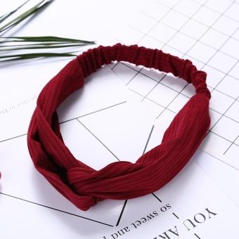 OJ temperament knitting cross hair band - intl - 8603445 , OE680OTAA8A1SAVNAMZ-15934557 , 224_OE680OTAA8A1SAVNAMZ-15934557 , 229320 , OJ-temperament-knitting-cross-hair-band-intl-224_OE680OTAA8A1SAVNAMZ-15934557 , lazada.vn , OJ temperament knitting cross hair band - intl
