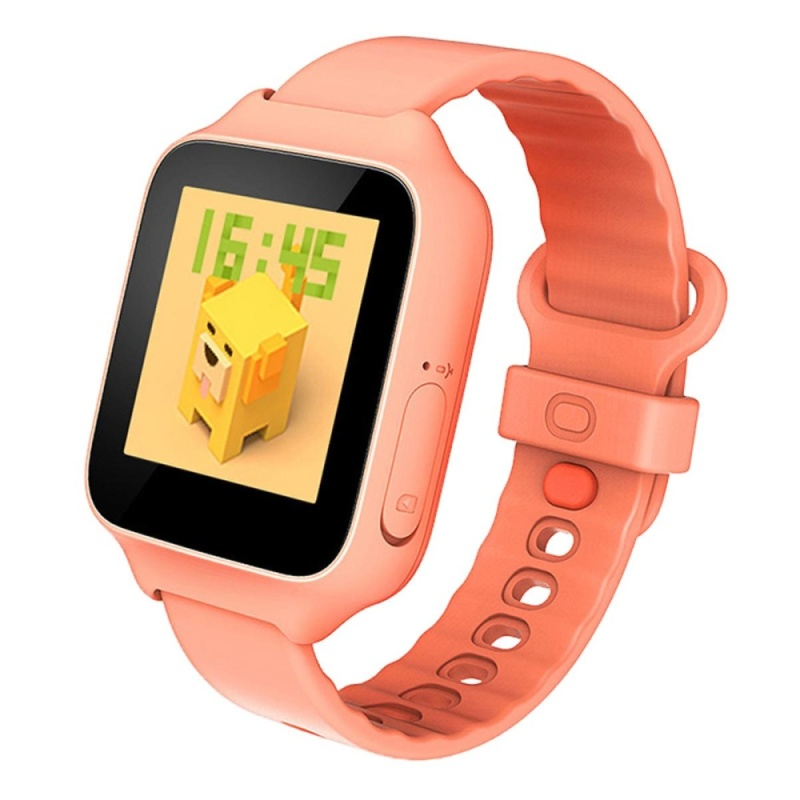 Nơi bán Original Xiaomi Mijia Children Phone Watch - Orange - intl